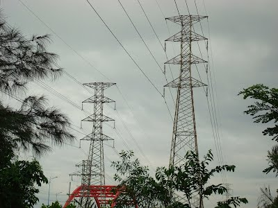 110kv transmission line